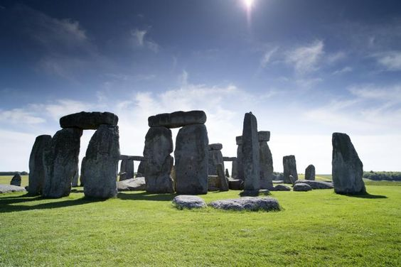 Dates of Summer Solstice- Some believe that Stonehenge (2500 BCE) in England was built to help establish when the summer solstice occurred.