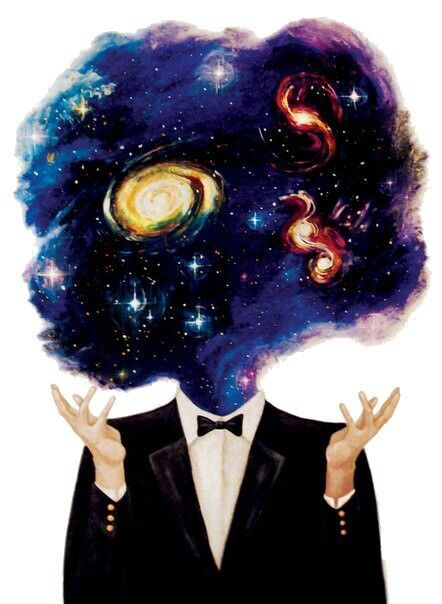 Our minds are infinite.