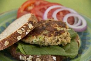 Looking for a healthy option this winter? Try Words on Wellness' salmon patties!