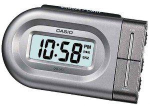 Casio - DQ-543-8EF - Alarm Clock - Quarzuhrwerk - Alarm - Bracelet Leder braun