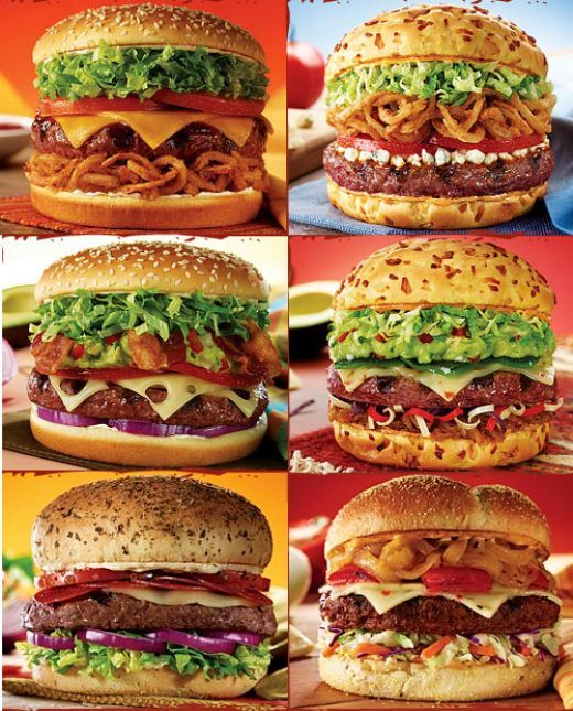 Build your own Hamburger suggestions w/ 20 easy Gourmet Hamburger Sauce Recipes (use gluten condiments (ketchup, mustard, mayo, BBQ, pickles, bacon); serve on gluten free buns or without)