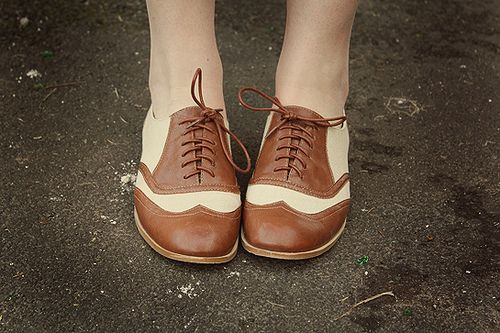Been wanting oxfords. Here they are.