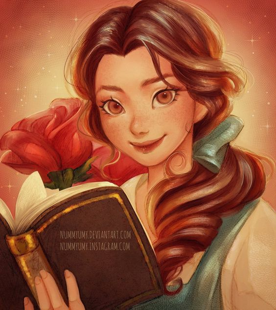 Belle by Nummyumy.deviantart.com on @DeviantArt