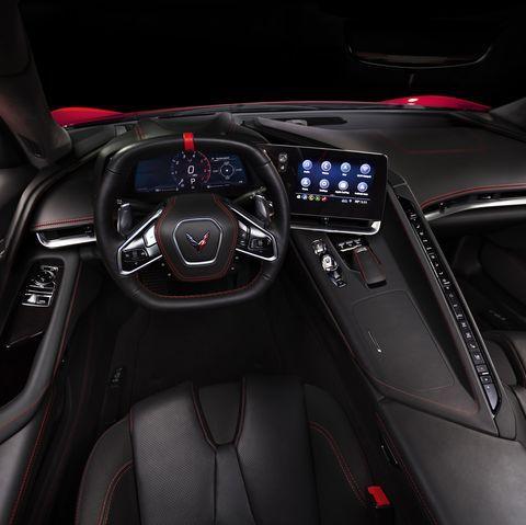 C8 Interior In 2020 Corvette Corvette C7 Corvette Grand Sport