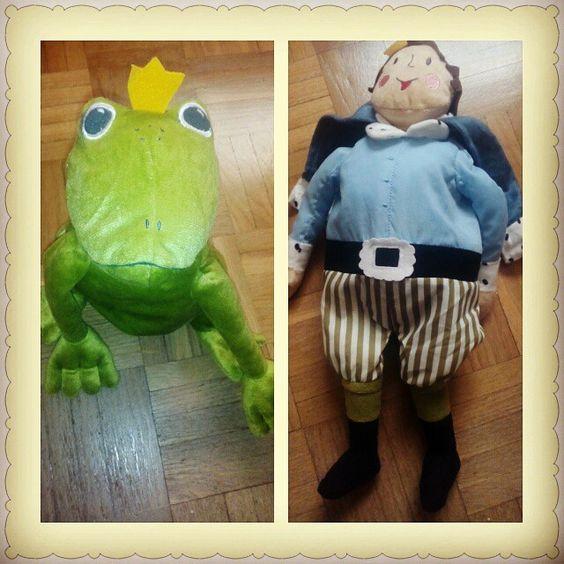 Os presento a Romeo, mi #peluche reversible y príncipe azul :) #softtoys #Ikea #peluches #pelucheando