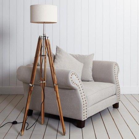 Colonial Tripod Lamp