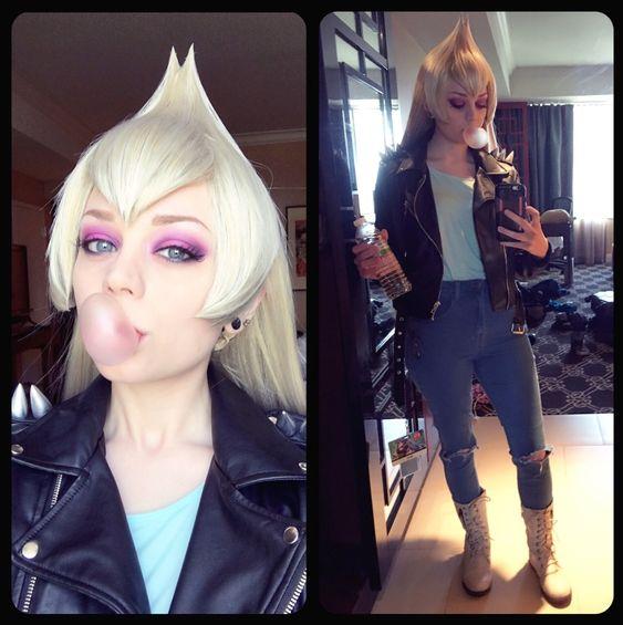 Vidalia cosplay!: