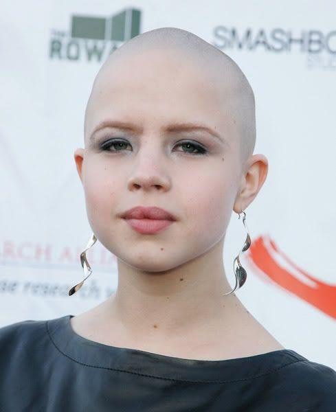Sofia vassilieva rasiert