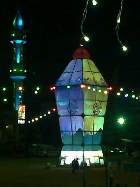فانوس رمضان بقلم Seif Cherif المعروف على فانوس رمضان وأنو جزء من المضاهر الشعبية الأصيلة لشهر رمضان في الدول العربية في تونس كا Novelty Lamp Lamp Decor