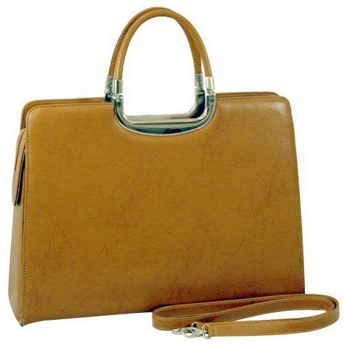 Dasein Women's Designer Briefcase Handbag/Crossbody Bag - Tan Dasein Briefcases,http://www.amazon.com/dp/B0040I4H7K/ref=cm_sw_r_pi_dp_LPSdsb0SCW4VY3S9