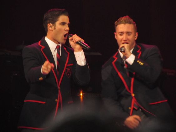 GLEE LIVE (Staples Center May, 28th 2011) - Dalton Academy ...