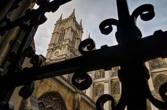 Westminster Abbey through the window | by 21mapple