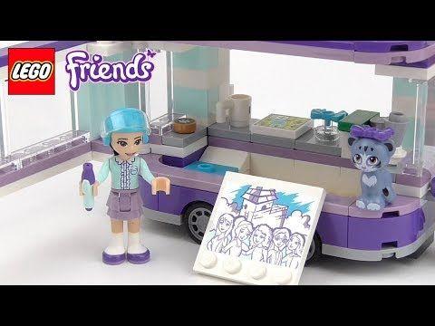 Lego Personnages Scooters Pour Friends