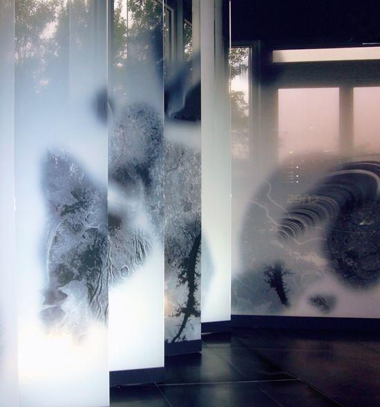 Panneaux décratifs en verre feuilleté SentryGlas Expressions