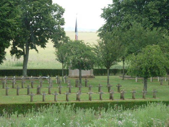 Nécropole Nationale Chambry