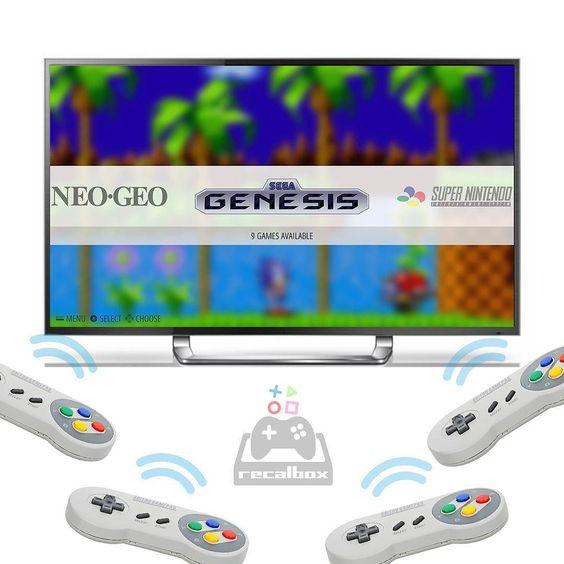 All your ROMs in 1 interface? 4 players? Wireless? Play on HD screen? Yes way #nes #snes #megadrive #gameboy #gameboyadvance #neogeo #gamegear #oldschool #n64 #handheld #portable #DIY #kit #service #retro #retrogaming #noschoollikeoldschool #kidofthe90s #kidofthe80s #pcengine #gameandwatch #sega32x #sega #nintendo #psx Visit my Instagram : http://ift.tt/1R9emY3 and facebook : http://ift.tt/1KXZTgQ or email me : sggeekinfo@gmail.com
