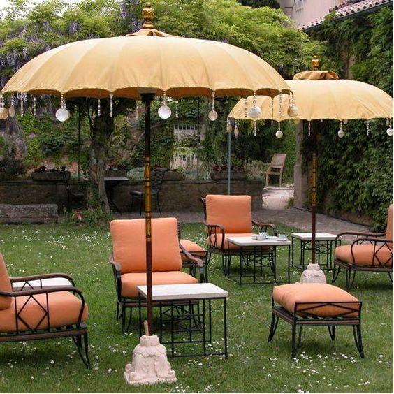 Balinese Sun Umbrella $70