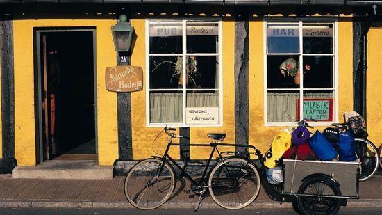 Cycling-svaneke