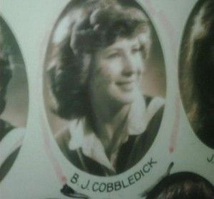 I don't know about you, but I'm asking B.J. Cobbledick to the sock hop!