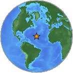 terram novam: M6.0 - Northern Mid-Atlantic Ridge 2014-07-27 01:2...