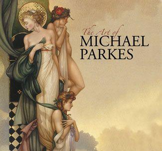 Michael Parkes - Fantasy Art & Magic Realism
