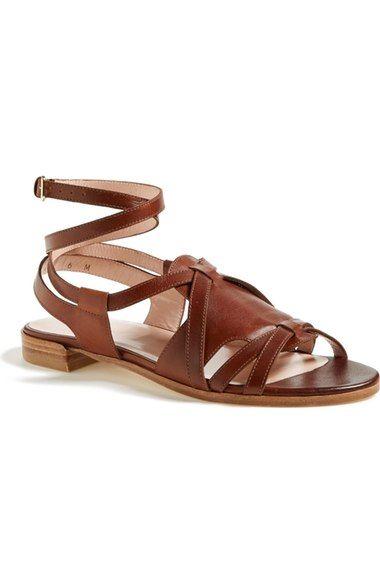 Stuart Weitzman 'Greek' Sandal available at #Nordstrom