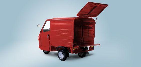 APE 50 Kastenwagen