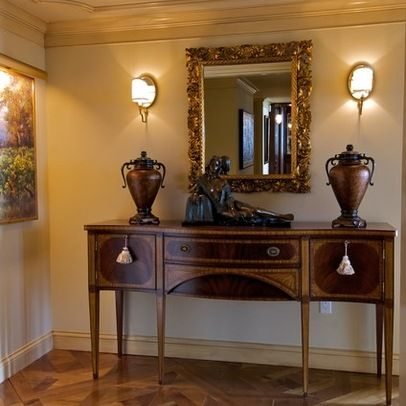 Foyer Table Design Ideas   Los Angeles Home foyer Design Ideas, Pictures, Remodel and Decor