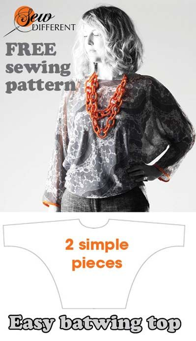 What is a pattern in sewing and the 3 kinds of pattern?