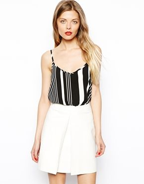 Enlarge ASOS Variegated Stripe Cami