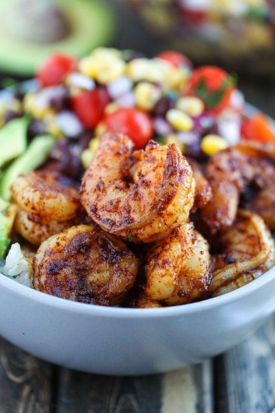 meals spicy black beans recipe rice black limes spicy shrimp burritos ...