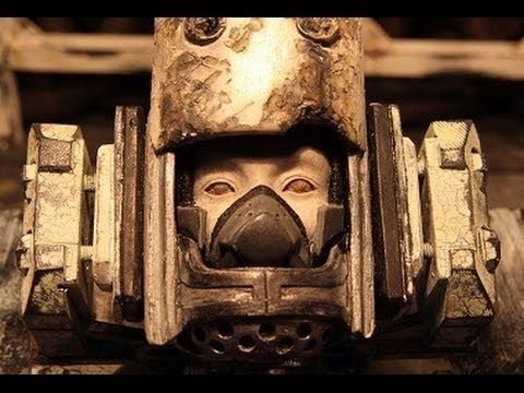 Junk Head 1, A 30-Minute Stop Motion Sci-Fi Film Created in Four Years by One Man IN174