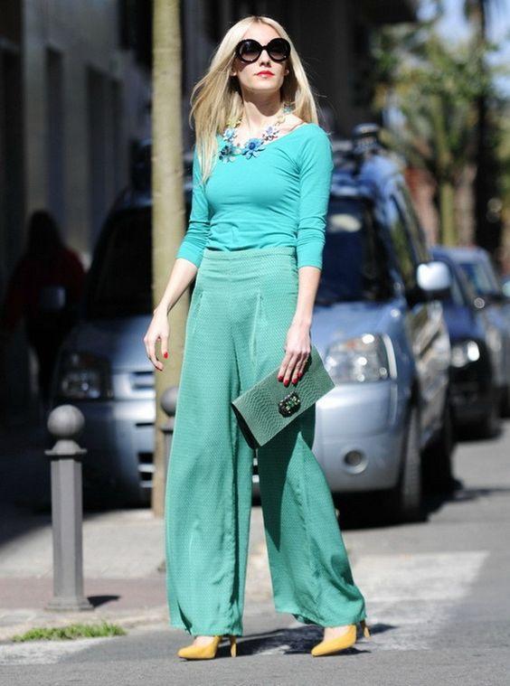 Široke pantalone: Fantastičan proljetni trend | Mini Magazin