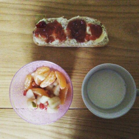 Petit déjeuner dominical