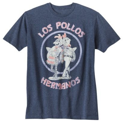 Men's Breaking Bad Los Pollos Graphic Tee - Target $12.99.  I need this... like today.
