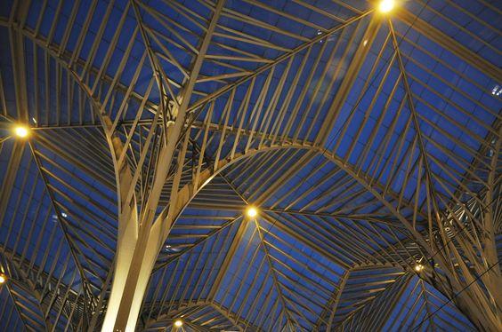 https://flic.kr/p/CEMJMn | Lisboa - Oriente | by Calatrava