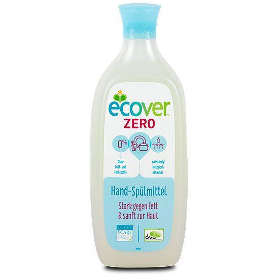 Ecover Zero Geschirrspulmittel Sensitive Geschirrreiniger Online