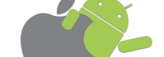 Android apresenta menos falhas do que o iOS, segundo estudo