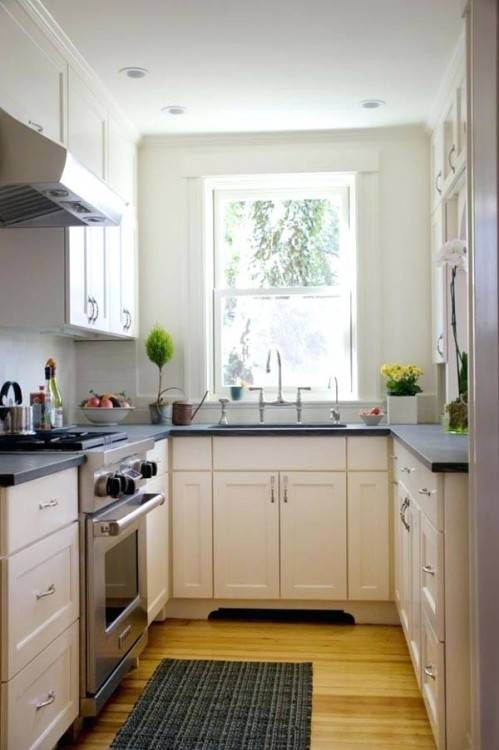 Kitchen Ideas On A Budget Uk In 2020 Small Kitchen Decor Kitchen Remodel Small Galley Kitchen Remodel