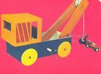 Cómo hacer un camión-grúa magnético