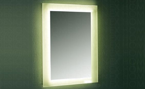 Badezimmerspiegel beleuchtet Lisborn. Nicht einfach nur Spiegel, sondern ein einzigartiges Einrichtungsaccessoire, das Beleuchtung und Design perfekt vereint.