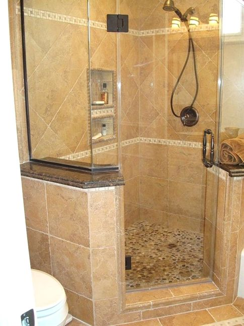 Extraordinary Small Bathroom Ideas With Corner Shower Only Pics Design Ideas Remodelingbathroo Bathroom Remodel Shower Shower Remodel Bathroom Remodel Designs