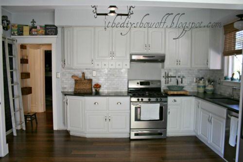 DIY Show Off Kitchen Makeover   DIY Show Off ™ - DIY Decorating and Home Improvement Blog