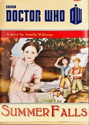 A Story by Amelia Williams. Yeah, now I want to cry... and is that Sherlock and John in the background? Oh Moffat. ...and what if the Fall of the 11th is in the summer? :O MOFFAT!