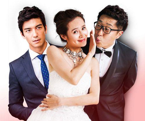 Phim Vận may hoa đào | SCTV11