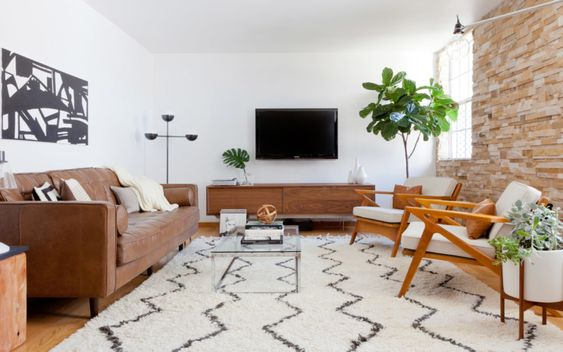 Underfoot: The Right Rug For Every Room
