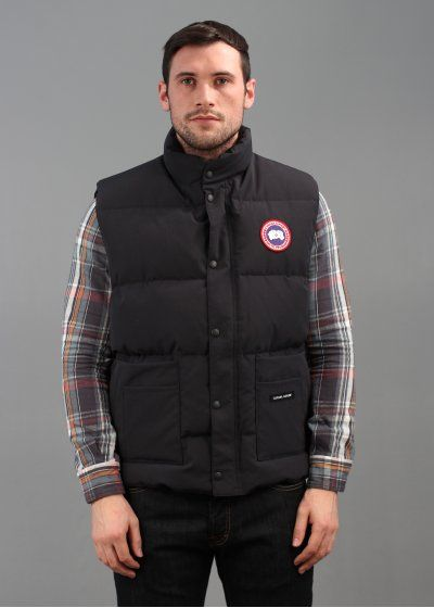 Canada Goose' Freestyle Vest - Men's Small - Black