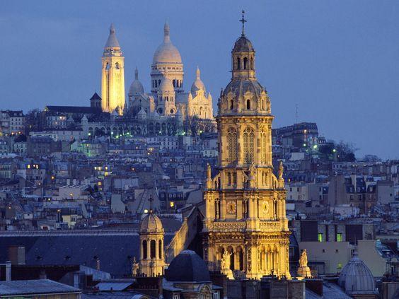Montmartre Paris: