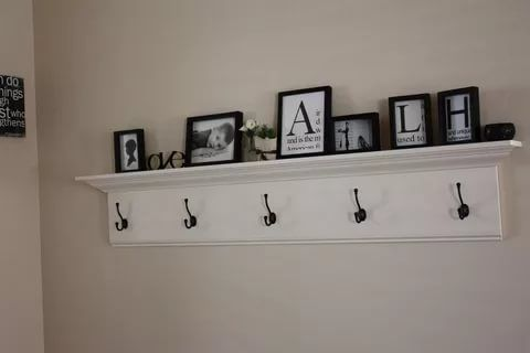 30 Exclusive Wall Shelf Ideas In 2021 Shelves For Every Room Entryway Shelf Floating Shelves Shelves Wood wall shelf with hooks