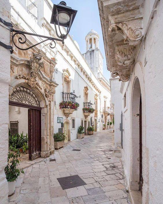 Locorotondo, Puglia, Italy | Tuscany Vacation Rentals | www.tuscanyretreats.com | ferienhaus toskana ferienvilla toskana